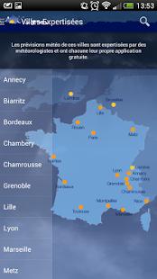 Météo Chamrousse - screenshot thumbnail