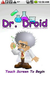 Dr. Droid (Dr Mario game)- screenshot thumbnail