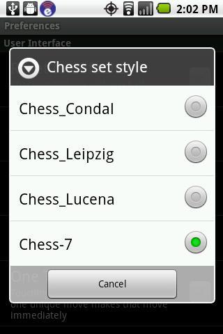 AMobile Chess- screenshot