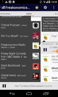 Podcatcher - screenshot thumbnail