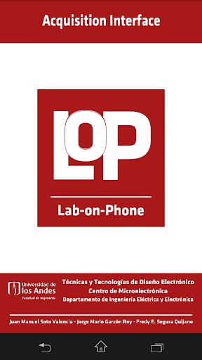 Lab On Phone