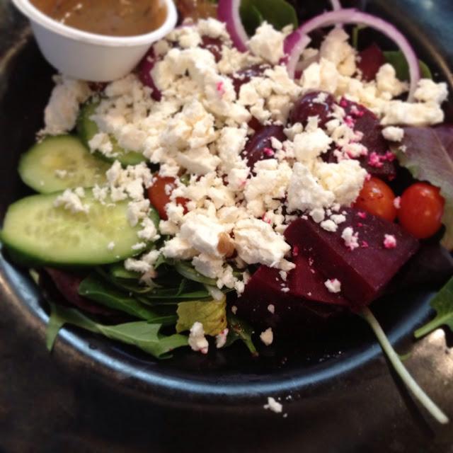 GF Greek Salad