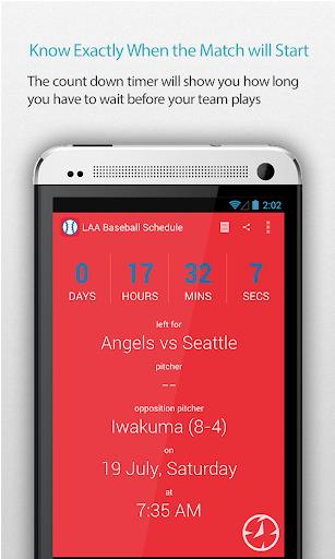 無料运动Appのロサンゼルス・野球|記事Game
