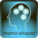 Memo-shaper free icon