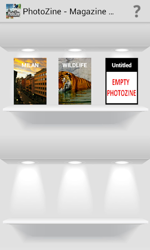 PhotoZine - photo viewer FREE