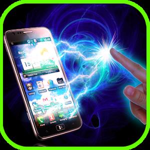 閃電屏幕-動態壁紙 模擬 LOGO-玩APPs