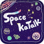 Kakaotalk theme-Space KaTalk