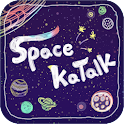 Kakaotalk theme-Space KaTalk icon