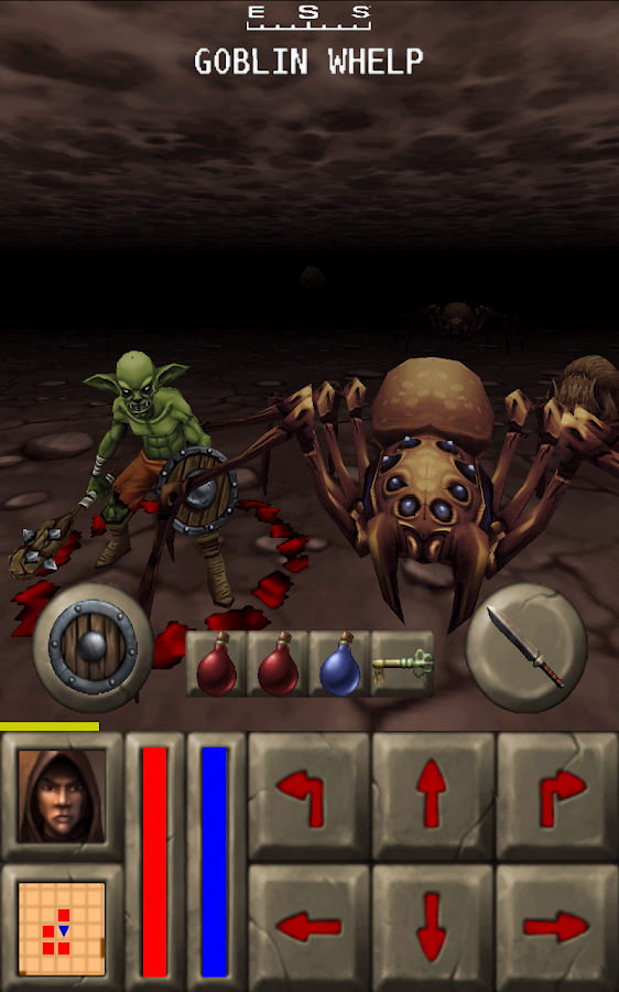 Deadly Dungeons- screenshot