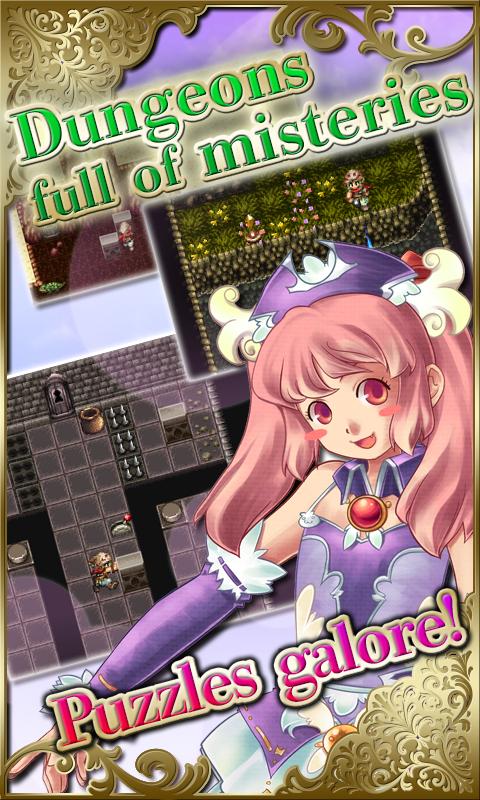 RPG Chronus Arc - KEMCO screenshot #3