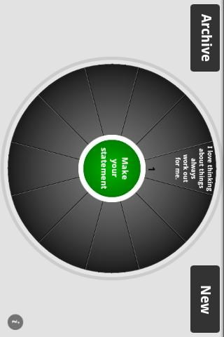 Focus Wheel- screenshot