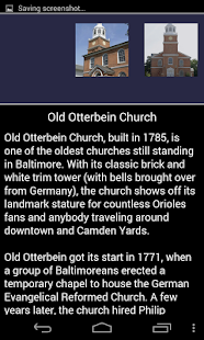Explore Baltimore Heritage - screenshot thumbnail