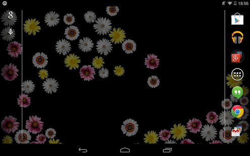 flowers interactive wallpaper android apps on google play
