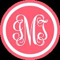 Monogram It! Custom Wallpapers icon