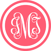 Monogram It! Custom Wallpapers