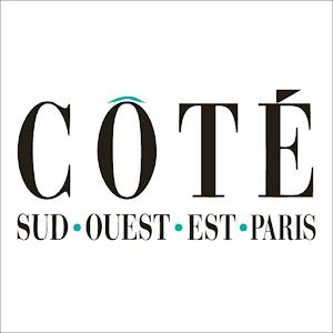 Côté Sud,Est,Ouest,Paris - Mag Icon