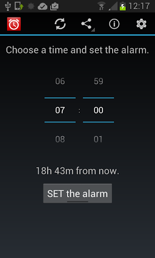 Really Simple Alarm