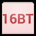 16Bit Musical Tuner icon