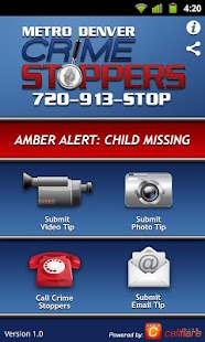 Metro Denver Crime Stoppers - screenshot thumbnail