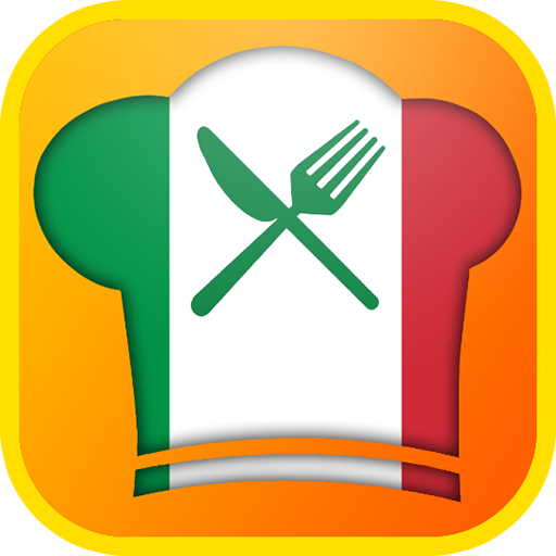 Italian food recipes LOGO-APP點子