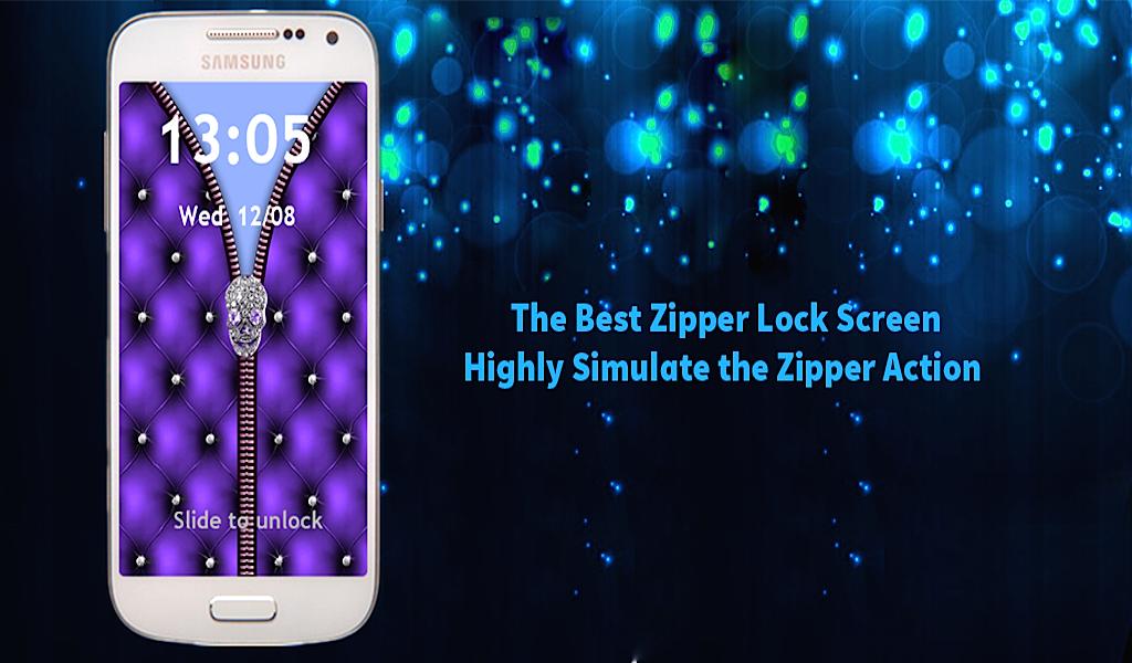 Zip Lock Screen APK 1 0 Download - Free Personalization APK