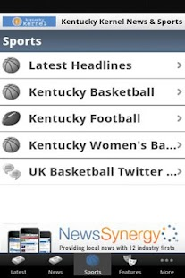 Kentucky Kernel - screenshot thumbnail