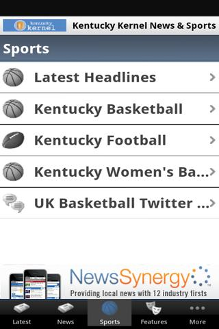 Kentucky Kernel - screenshot