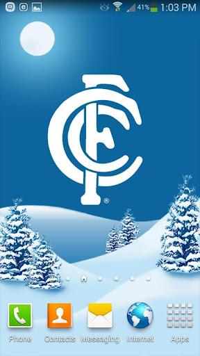 Carlton Snow Globe