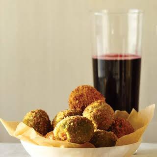 Fried Olives.