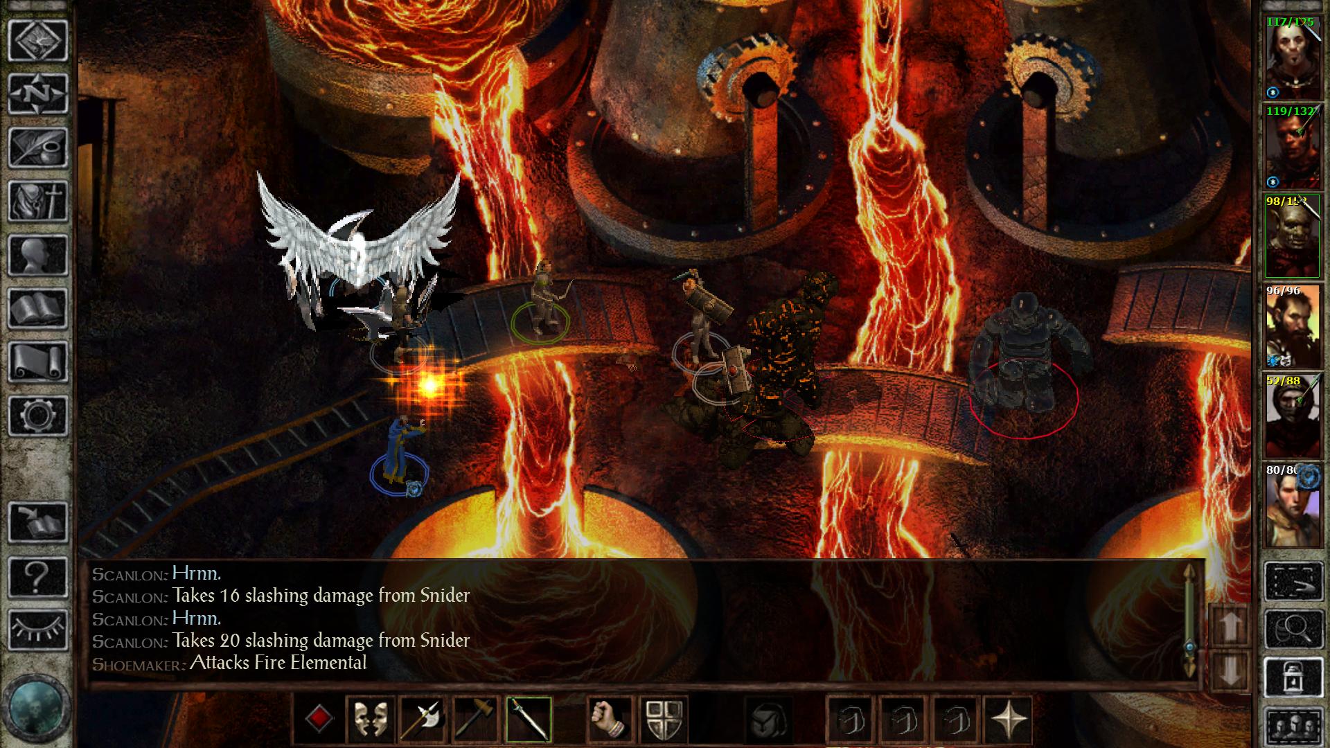 Icewind Dale: Enhanced Edition screenshot #1