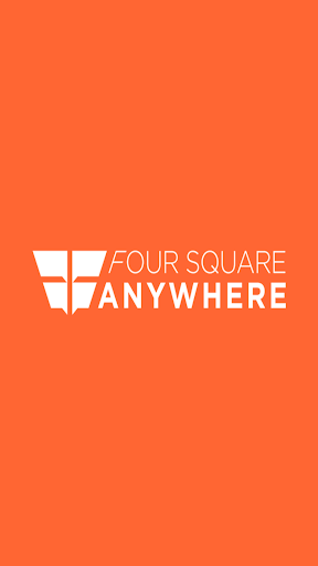 My Foursquare Anywhere