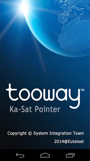 KA-SAT Pointer for Tooway