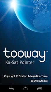 KA-SAT Pointer for Tooway- screenshot thumbnail