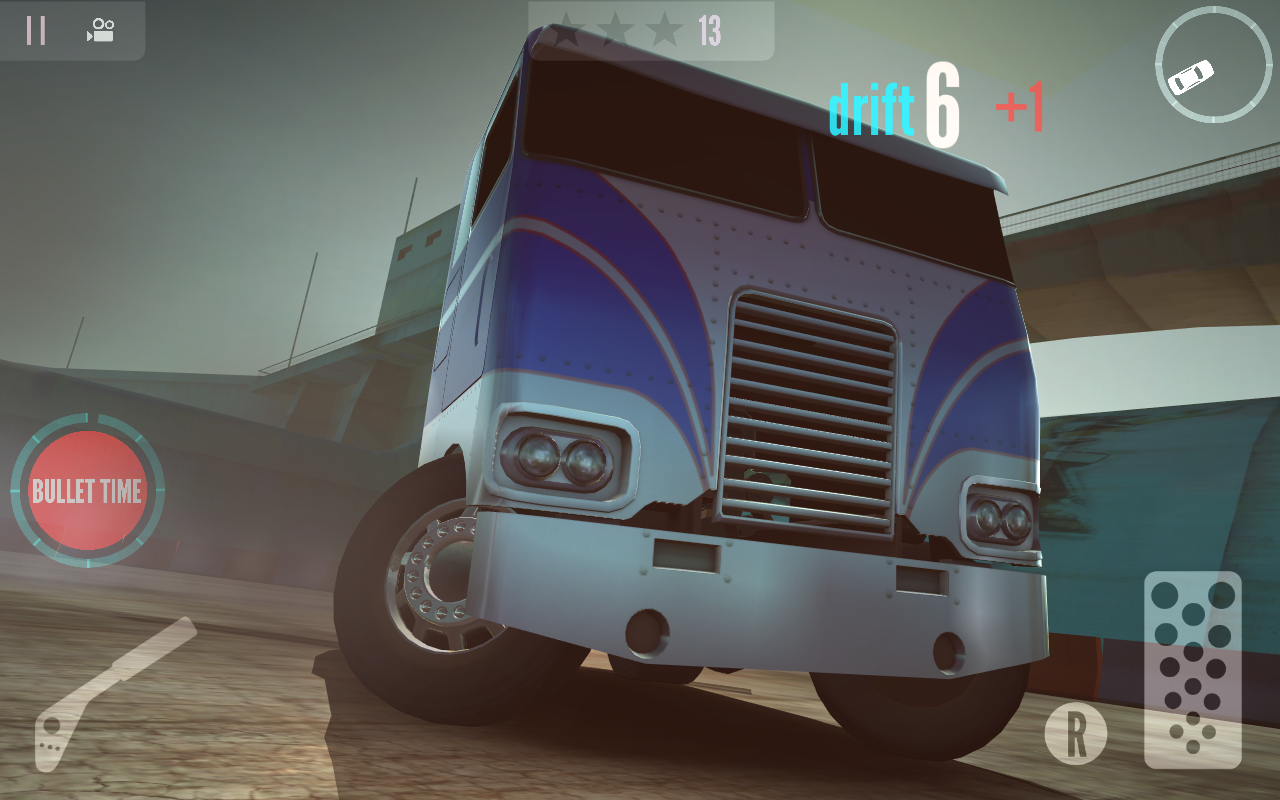 Drift Zone: Trucks - screenshot