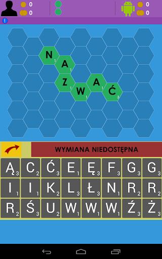 【免費拼字App】Hexaword-APP點子