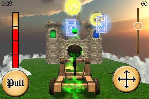 Sky Catapult 3D- screenshot