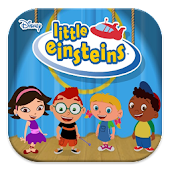 Little Einsteins Cartoon Game