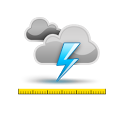 Lightning Distance icon