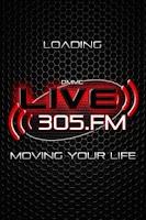 Screenshot of LIVE 305 FM