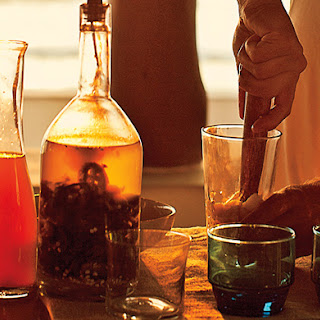 Jalapeño Tequila Gimlet