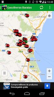 Gasolineras Baratas - screenshot thumbnail