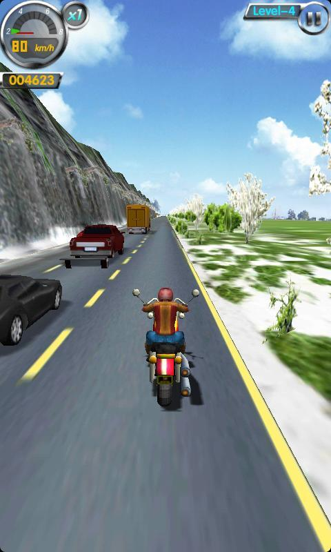 AE 3D MOTOR :Racing Games Free- screenshot