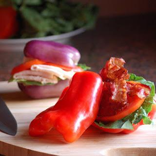 Bell Pepper Sandwich