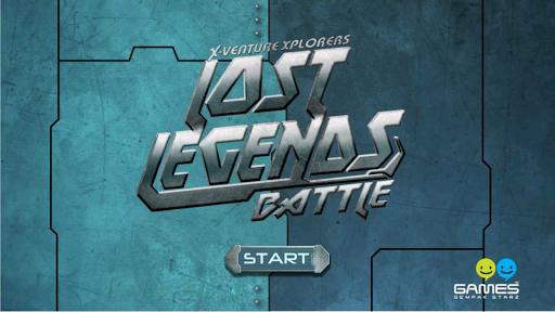 Lost Legends Battle