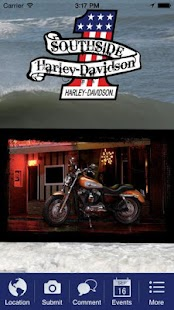 Southside Harley-Davidson- screenshot thumbnail