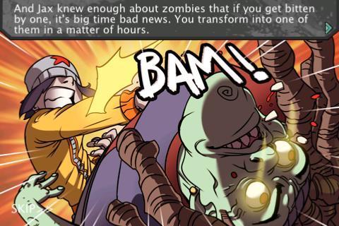Pro Zombie Soccer Demo screenshot #4