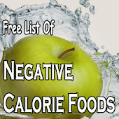 Negative Calorie Foods Manual