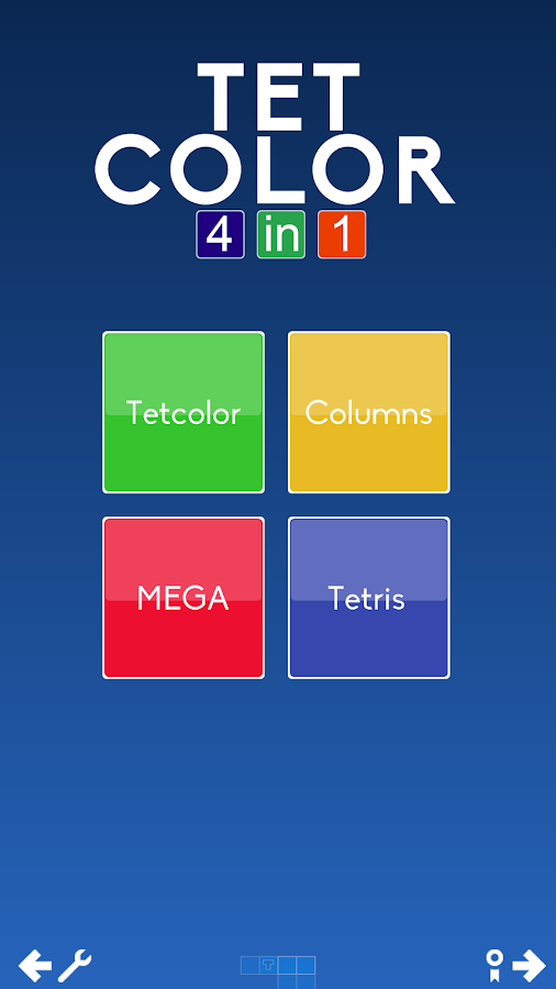 Tetcolor - screenshot