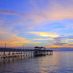 by Alan Ruindungan Latempoh - Landscapes Sunsets & Sunrises