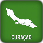 Curacao GPS Map